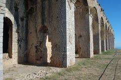 Templo romano del Zeus Fotografía de archivo libre de regalías