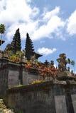 Templo sacro de Bessakih en la isla de Bali Fotografía de archivo