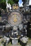 Templo sacro de Bessakih en la isla de Bali Fotos de archivo