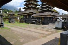 Templo sacro de Bessakih en la isla de Bali Foto de archivo