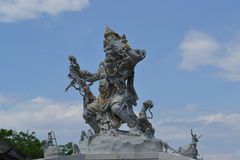 Templo sacro de Uluwatu - isla de Bali, Indonesia Fotografía de archivo