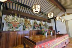 Templo sanguandaoyuan del taoísmo Imagen de archivo libre de regalías