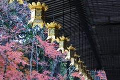 Templo sintoísta en el Monte Koya, Japón imágenes de archivo libres de regalías