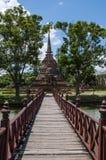 Templo Sukhothai fotografía de archivo libre de regalías