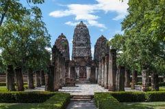 Templo - Sukhothai fotos de archivo libres de regalías