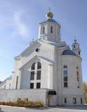 Templo Swiecie fotografia de stock