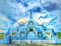 Templo Tailândia foto de stock royalty free