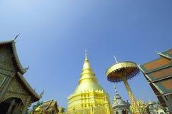 Templo Tailândia Foto de Stock