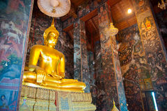 Templo tailandés Buddha Imagenes de archivo