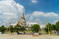 Templo tailandés de Buda Fotos de archivo