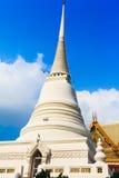 Templo tailandés en Bangkok Fotografía de archivo