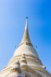 Templo tailandés en Bangkok Fotos de archivo