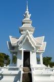 Templo tailandés en el chiangmai, Tailandia Imagenes de archivo