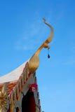Templo tailandés en la isla de Samui imagenes de archivo