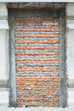Templo tailandés Gable Roof Style de Buddist Fotos de archivo