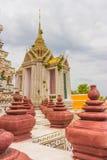 Templo tailandés o Wat Arun Fotos de archivo