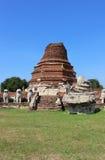 Templo tailandés viejo foto de archivo libre de regalías