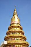Templo tailandés Wat Chayamangkalaram en Penang imagen de archivo