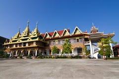 Templo tailandês Imagens de Stock