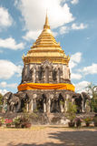 Templo tailandês Imagens de Stock Royalty Free