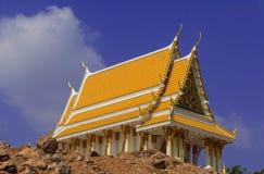 Templo tailandês Foto de Stock
