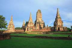 Templo tailandês Fotos de Stock Royalty Free