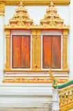 Templo tailandês do indicador Fotografia de Stock