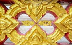 Templo tailandês em Banguecoque 2 Fotografia de Stock Royalty Free
