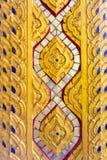 Templo tailandês em Banguecoque 3 Fotos de Stock Royalty Free