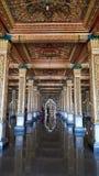 Templo tailandês interno Fotografia de Stock Royalty Free