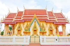 Templo tailandês, Khonkaen Tailândia Imagens de Stock Royalty Free
