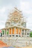 Templo tailandês, Khonkaen Tailândia Foto de Stock Royalty Free
