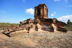 Templo tailandês velho Imagem de Stock Royalty Free