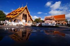 Templo Tailandia Fotos de archivo libres de regalías
