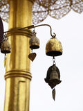 Templo Tailandia de Bell Fotos de archivo
