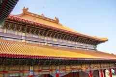 Templo Tailandia de China Fotos de archivo libres de regalías
