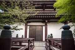 Templo Tokyo de Zoji-Ji fotos de stock