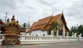Templo tradicional Imagens de Stock