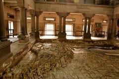 Templo Varanasi da Índia da mãe foto de stock royalty free
