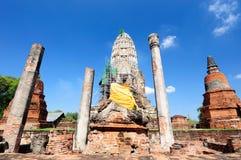 Templo velho Fotos de Stock