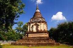 Templo velho 2 Imagens de Stock