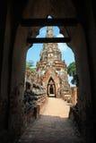 Templo velho imagem de stock