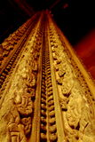 Templo velho da Buda em Tailândia Fotos de Stock