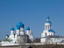 Templo velho da ortodoxia Fotos de Stock Royalty Free