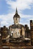 Templo velho de Sukhothai Foto de Stock