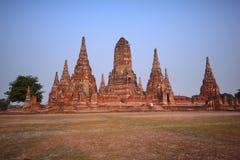 Templo velho em Tailândia Foto de Stock Royalty Free