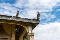 Templo velho província Phnom Penh Camboja no novembro de 2015 Fotografia de Stock Royalty Free
