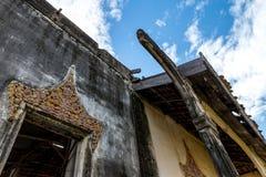 Templo velho província Phnom Penh Camboja no novembro de 2015 Fotos de Stock Royalty Free