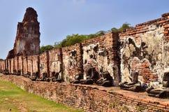 Templo viejo Imagenes de archivo