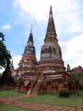 Templo viejo Foto de archivo libre de regalías